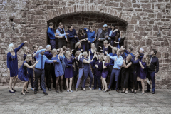 Jazzchor After Six (© by Mathis Korner)