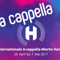 Logo 17. A-capella-Woche Hannover