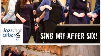 Permalink zu:Sing mit AFTER SIX!