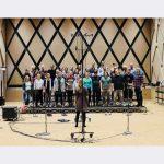 Chor im Studio Tessmar